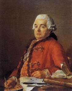 Portrait of Jacques-Fran�ois Desmaisons