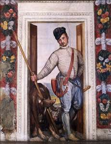 Nobleman in Hunting Attire