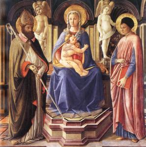 Madonna and Sts Justus and Clement