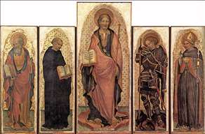 Polyptych of St James
