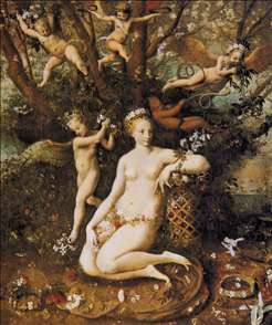 The Triumph of Flora