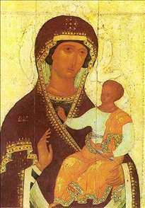 The Mother of God Hodigitria