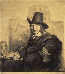 Portrait of the Painter Jan Asselyn