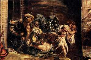 The Massacre of the Innocents (detail)