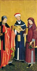 Sts Cosma, Damian and Pantaleon