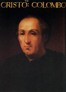 Portrait of Christopher Columbus