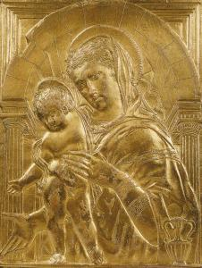Madonna and Child within an Arch