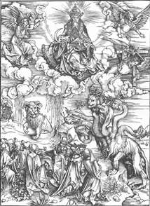 The Revelation of St John: 12. The Sea Monster and the Beast with the Lamb's Horn
