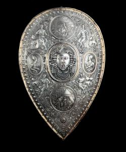 Shield for Francesco I de' Medici