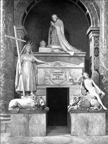 Tomb of Pope Clement XIII