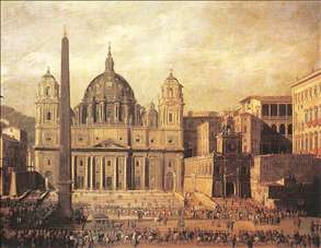 St Peter's, Rome