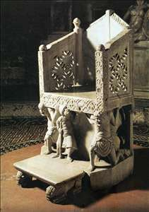 Throne of Elia