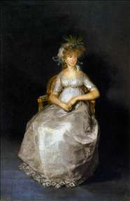 The Countess of Chinchón