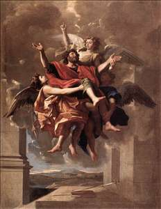 The Ecstasy of St Paul