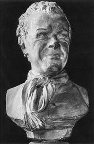 Bust of Falconet