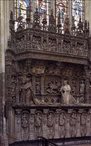 Tomb of the Amboise Cardinals