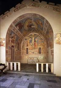 Chapel of Sts Catherine and Ambrose