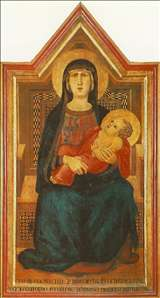 Madonna of Vico l'Abate