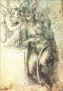 Study for an Annunciation