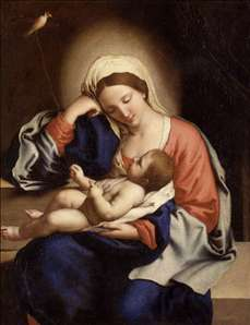 Madonna with the Christ Child