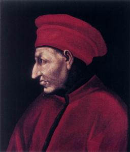Portrait of Cosimo de' Medici the Elder