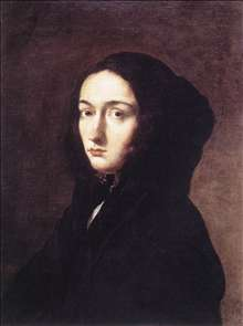 Portrait of the Artist's Wife Lucrezia