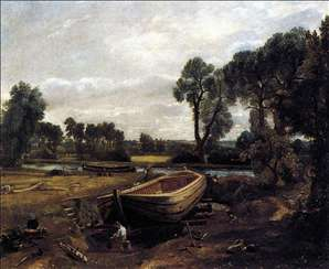 Boat-Building on the Stour