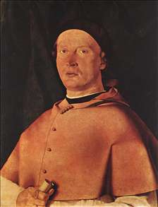 Bishop Bernardo de' Rossi