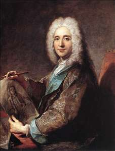 Portrait of Jean de Jullienne