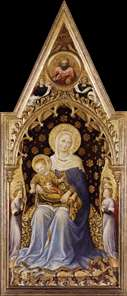 Quaratesi Altarpiece: Virgin and Child