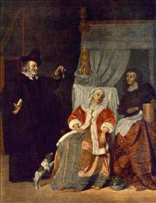Visit of the Physician