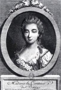 The Comtesse du Barry