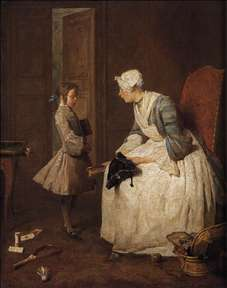 La Gouvernante (The Governess)