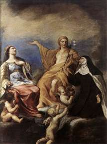 The Three Magdalenes