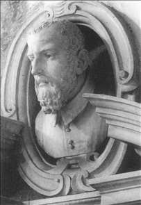 Bust of Giovan Battista Santoni
