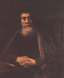 Portrait of an Old Man