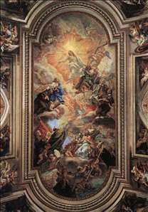 Apotheosis of the Franciscan Order