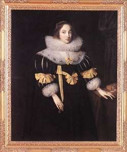 Portrait of Lady Anne Ruhout