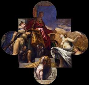 Venice, Hercules, and Ceres