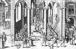The Calvinist Iconoclastic Riot of August 20, 1566