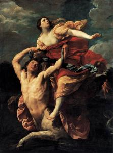 The Rape of Deianira