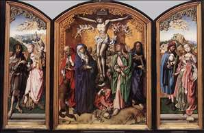 Crucifixion Altarpiece