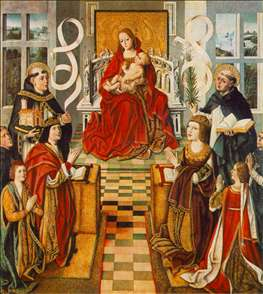 Madonna of the Catholic Kings