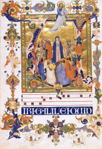 Gradual 2 for San Michele a Murano (Folio 44)