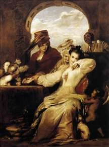 Josephine and the Fortune-Teller