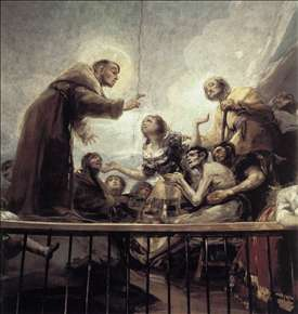 The Miracle of St Anthony