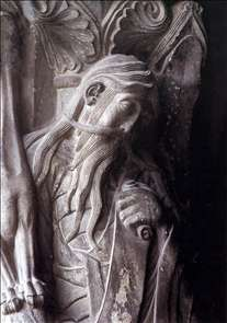 The Prophet Jeremiah (detail)