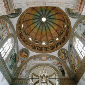 Dome of the Cappella Portinari