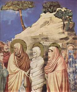 No. 25 Scenes from the Life of Christ: 9. Raising of Lazarus