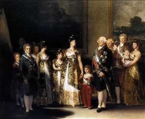 Charles IV and his Family